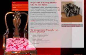 Link to Armchair theatre website