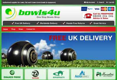 Link to Bowls4u website