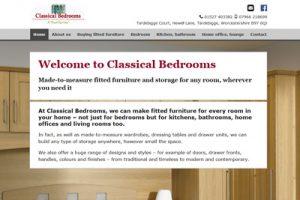 Link to Classical Bedrooms website