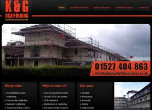Link to KG Scaffolding website