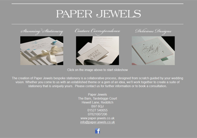 Link to Paper Jewels website