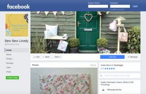 Link to SewSewLovely Facebook page