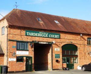 Tardebigge Court arch