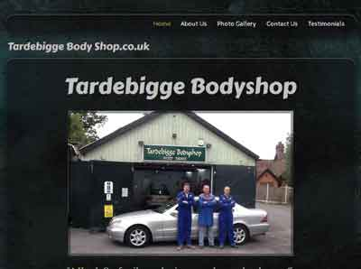 Link to Tardebigge Bodyshop website